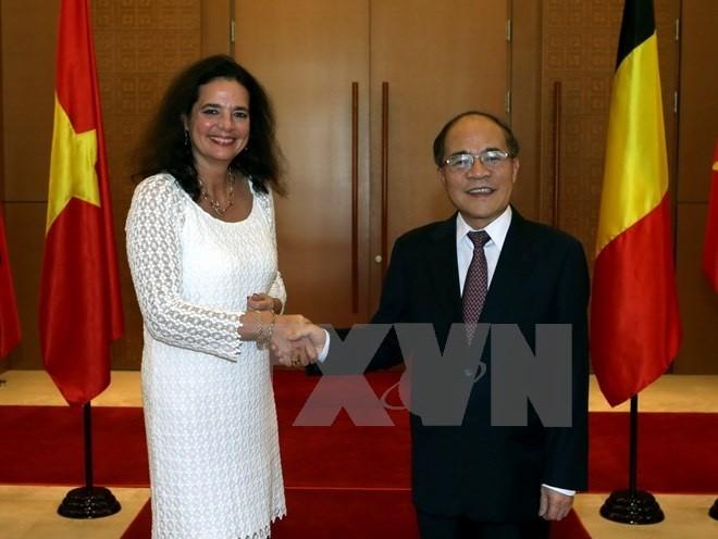 Bỉ khẳng định thúc đẩy EU sớm phê chuẩn FTA Việt Nam - EU