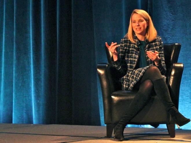 """CEO Marissa Mayer và cuộc """"đại phẫu"""" Yahoo!"""