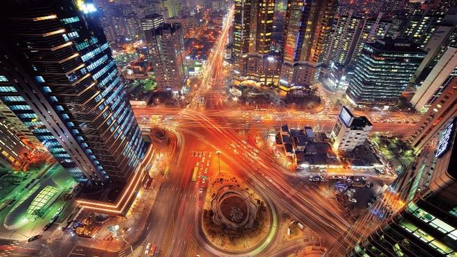 Các công ty sáng tạo Hàn Quốc thống trị chứng khoán châu Á
