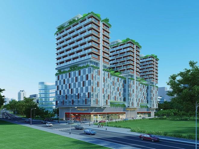Charmington La Pointe: Căn hộ cao cấp trung tâm quận 10, giá chỉ từ 1,03 tỷ đồng/căn