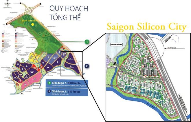 40 triệu USD xây Dự án Sài Gòn Silicon City