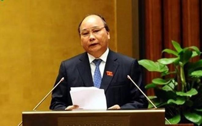 Phó thủ tướng Nguyễn Xuân Phúc: Cần thời gian để khắc phục tình trạng đầu tư công dàn trải