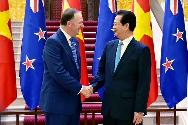 Kim ngạch Việt Nam - New Zealand hướng tới mốc 1,7 tỷ USD vào năm 2020