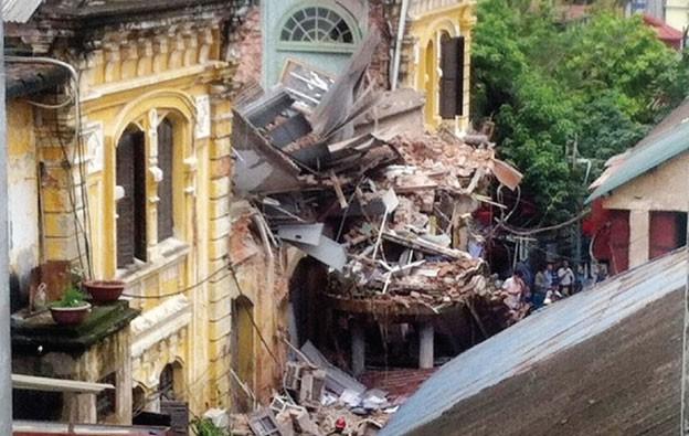Hà Nội xác định thêm 2 biệt thự cổ sắp sập