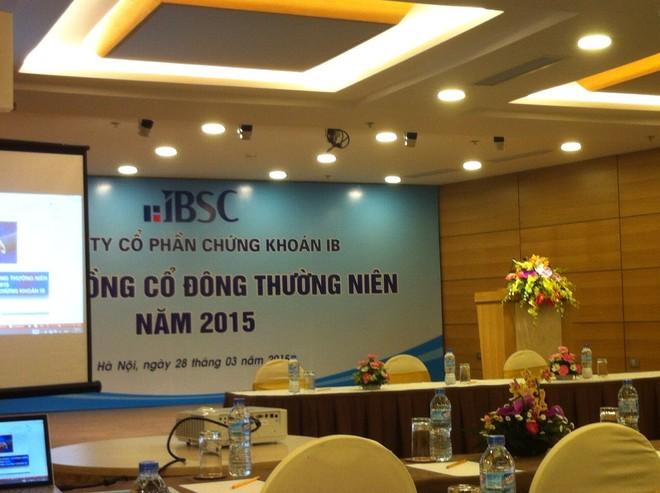 IBSC là thành viên giao dịch TPCP của HNX