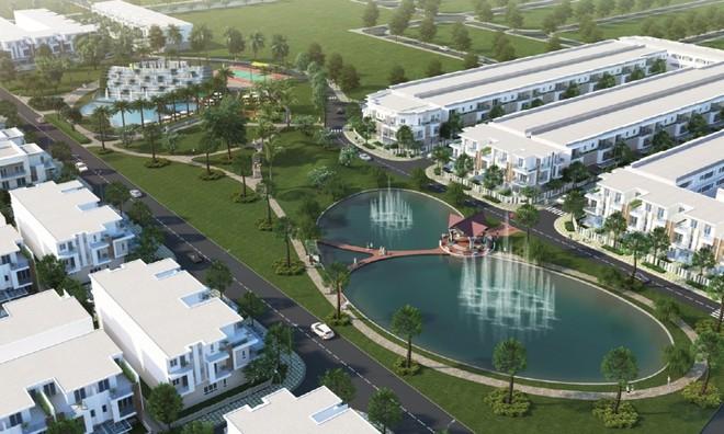 Melosa Garden - sở hữu nhà, đất và sổ hồng chỉ 2,7 tỷ đồng