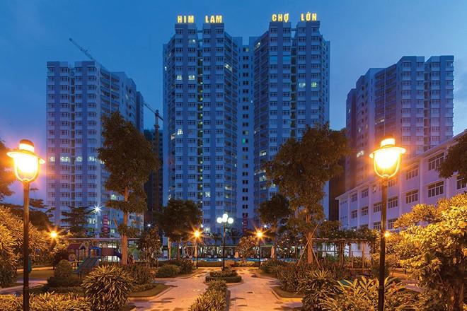 Him Lam Chợ Lớn, quận 6 mở bán đợt cuối 200 căn hộ