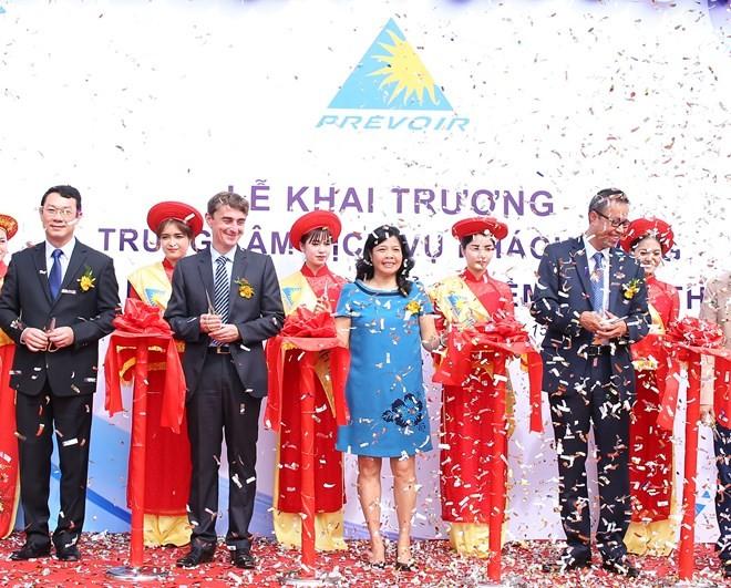 10 tháng, Prévoir Việt Nam đạt 234 tỷ đồng doanh thu khai thác mới
