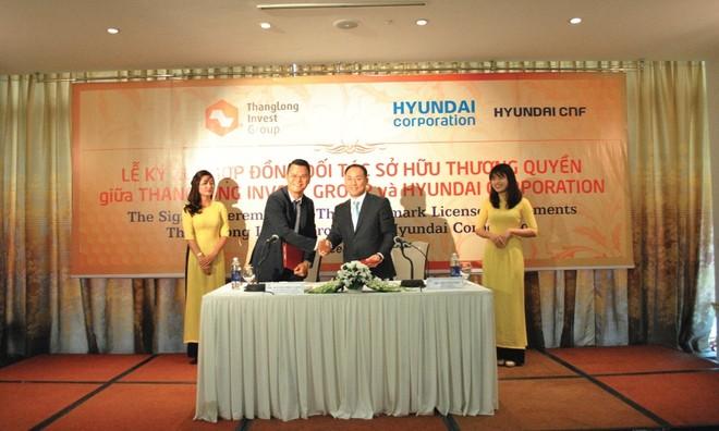 TIG hợp tác sâu hơn với Tập đoàn Hyundai
