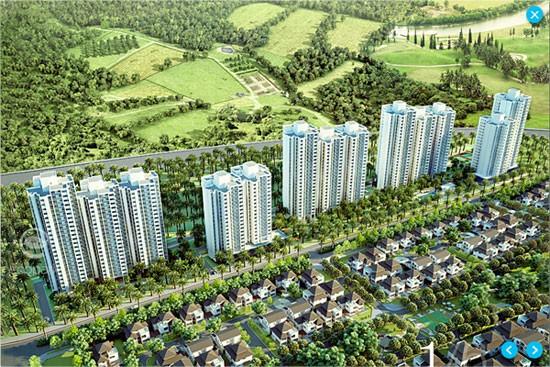 Dự án Ecopark giành 3 giải thưởng bất động sản quốc tế