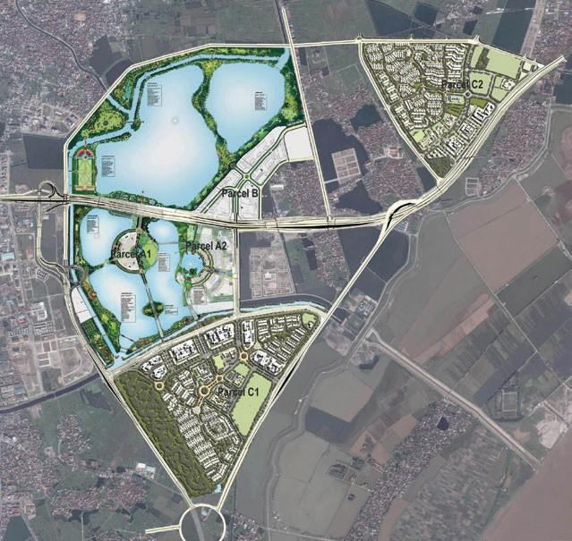 Tân Hoàng Minh được giao khu đất 20 héc-ta đối ứng cho dự án BT