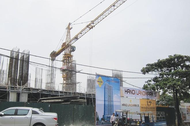 Thị trường căn hộ Hà Nội: Cung tăng, cầu bình ổn
