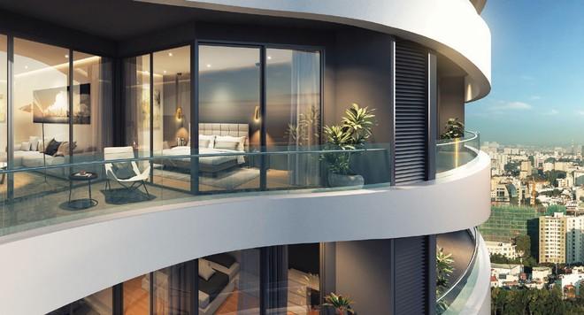 75% căn hộ Promenade - giai đoạn 2 của Dự án City Garden đã được đặt mua