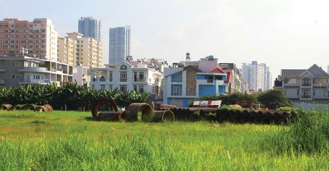 Áp phí chuyển đổi đất 100%, chặn đường dự án nhà giá thấp?