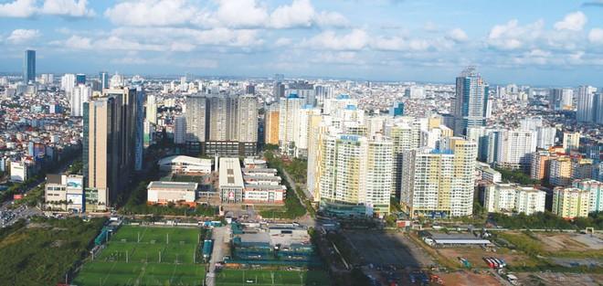 Địa ốc 2016: Thị trường không bong bóng