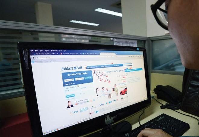 Bảo hiểm trực tuyến vào cuộc chiến mới