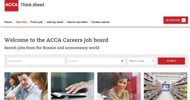 Thành lập cổng thông tin tuyển dụng dành riêng cho ngành tài chính, kế toán