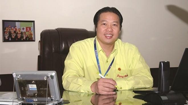 Chủ tịch Nhựa Rạng Đông Hồ Đức Lam, đại gia mới nổi ngành nhựa