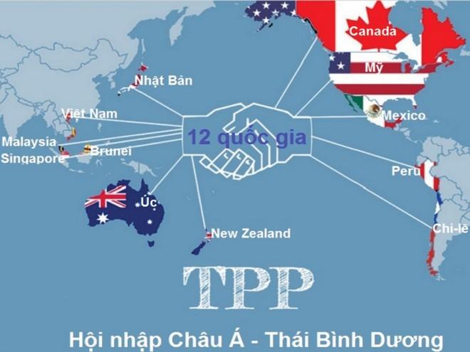 """TPP không phải """"cơ hội"""" mà là """"vận hội"""""""