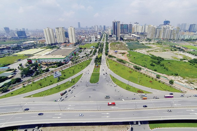 Gian nan công tác quy hoạch đô thị