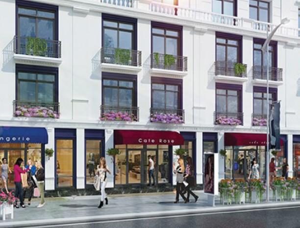 Nhà phố thương mại - Shophouse: xu thế đầu tư mới