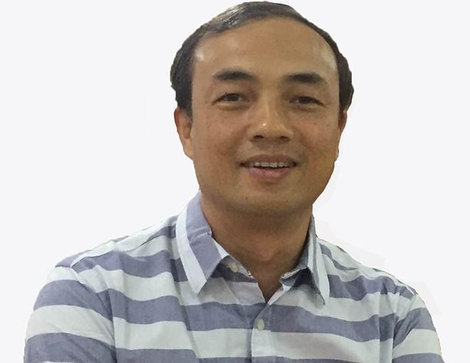 Nguyên CEO VietBank: cảm hứng mới từ… tình đất!