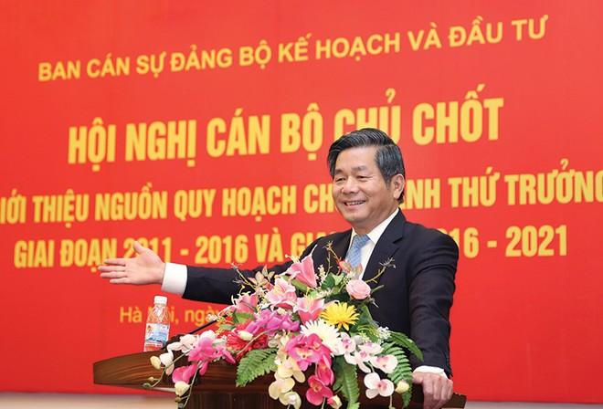 Bộ trưởng Bộ Kế hoạch và Đầu tư Bùi Quang Vinh: Ước vọng ai cũng có thể ngẩng cao đầu để đi