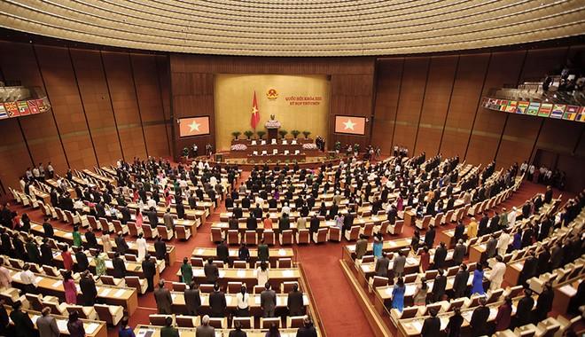 Quốc hội của nền cộng hòa mới ra đời: Khúc tráng ca vang mãi