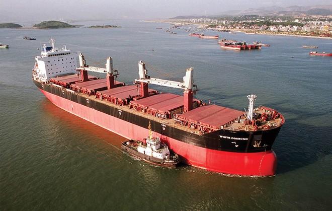 Vận tải biển vẫn chịu nhiều rủi ro
