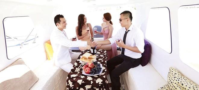 Dân chơi Sài thành sắm du thuyền