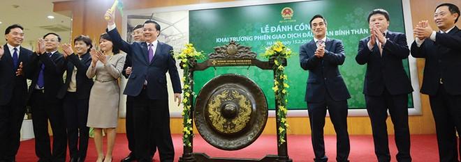 Bộ trưởng Đinh Tiến Dũng: TTCK sẽ có bước phát triển tích cực