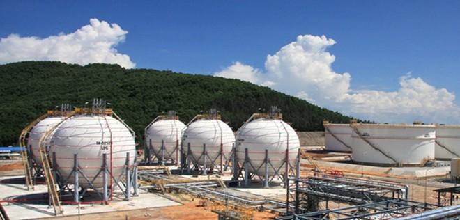 Năm 2015, Công ty Lọc hóa dầu Bình Sơn lãi hợp nhất sau thuế 5.690 tỷ đồng