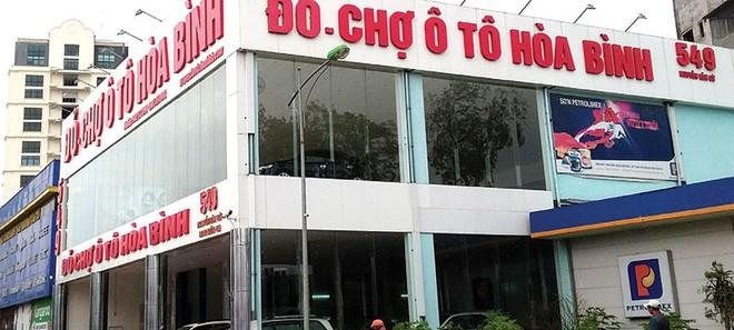 Dự án 549 Nguyễn Văn Cừ: Petrolimex có sử dụng đất trái quy định?
