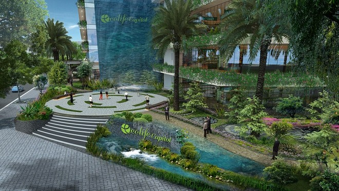 Xu hướng xanh trong phát triển bất động sản