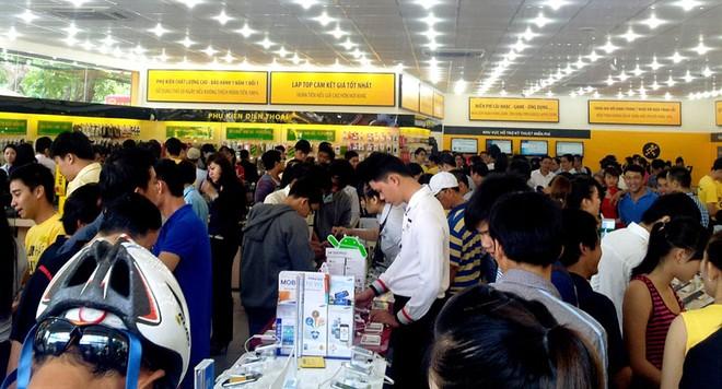 Ngành bán lẻ Việt Nam bước chân vào thế giới phẳng