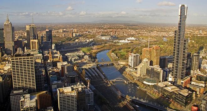 Dân Trung Quốc đẩy giá bất động sản Úc tăng vọt