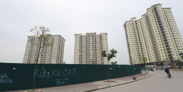 Giao dịch bất động sản tiếp tục sôi động trong quý I/2016