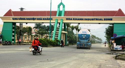 Đà Nẵng: Đầu tư khu dân cư Khu công nghiệp Hoà Khánh