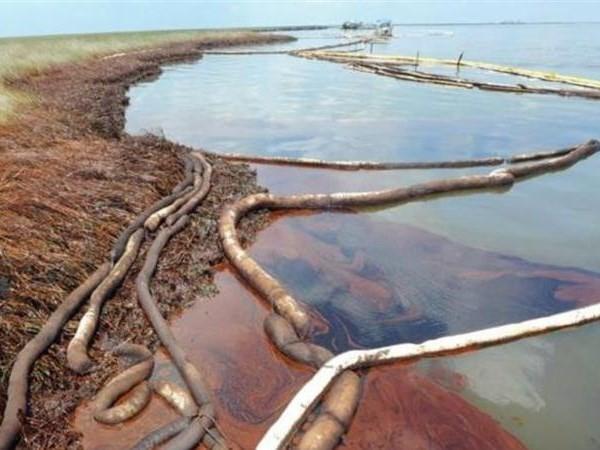 Mỹ phạt BP 20 tỷ USD vì sự cố tràn dầu vịnh Mexico