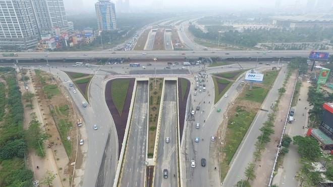 Hà Nội: Phê duyệt chỉ giới vành đai 3,5 đoạn Quốc lộ 6 đến cầu Ngọc Hồi