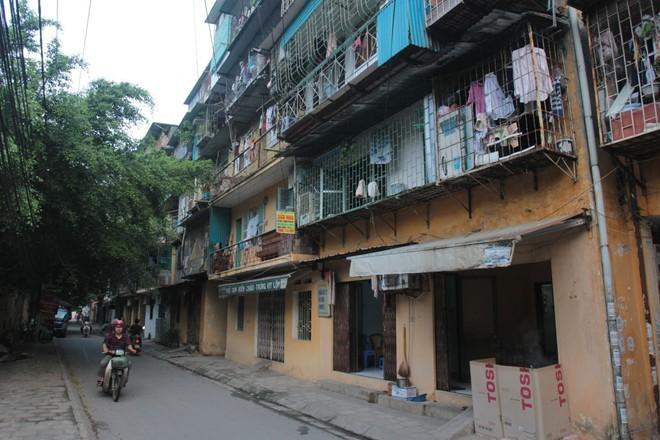 """Đã có """"chìa khóa"""" để cải tạo chung cư cũ tại Hà Nội"""