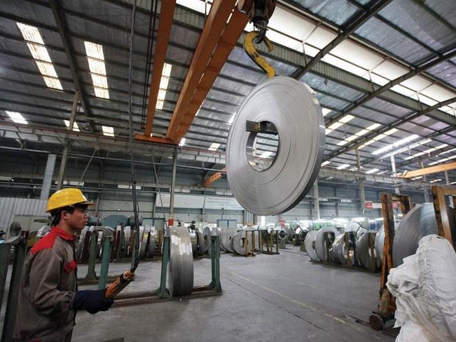 Thép Việt xuất khẩu liên miên bị áp thuế chống phá giá