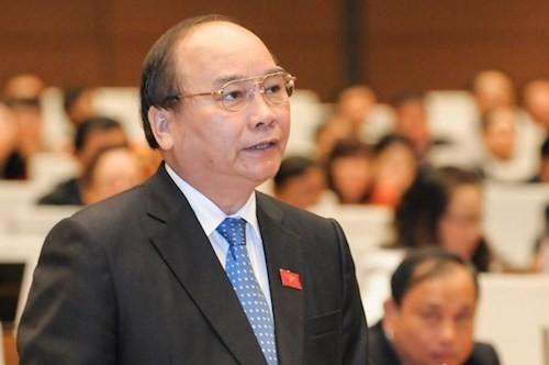 Đạt đa số phiếu tán thành, ông Nguyễn Xuân Phúc trở thành tân Thủ tướng