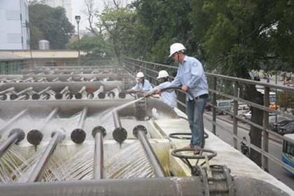 Nước sạch số 3 Hà Nội chốt danh sách cổ đông không đúng luật