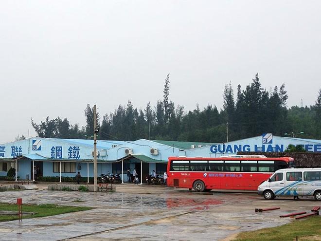 Nhà đầu tư Đài Loan bất ngờ muốn quay lại dự án thép tỷ đô Guang Lian