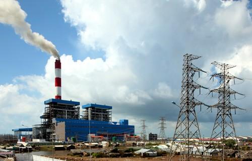 Chạy thử nghiệm tổ máy 1 Nhiệt điện Duyên Hải 3 trong tháng 4/2016