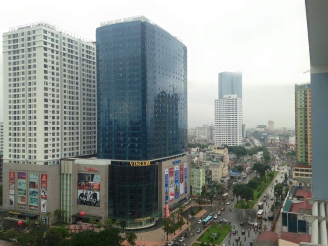 Thị trường văn phòng Hà Nội: Giá thuê sẽ tiếp tục tăng