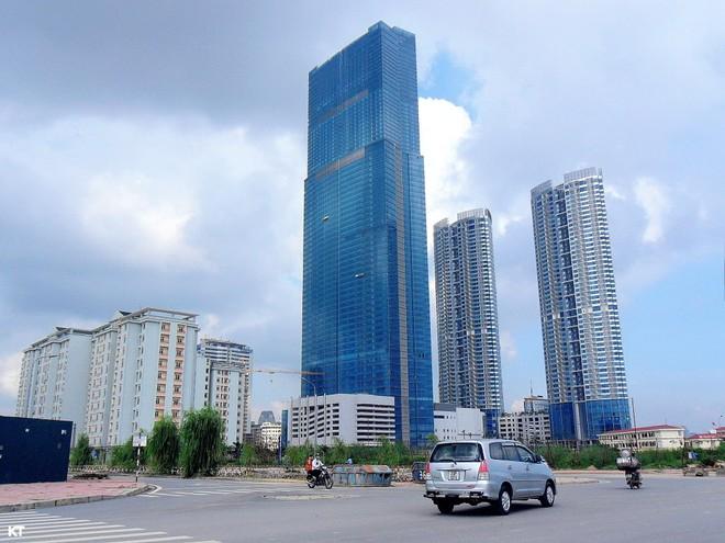 Mirae Asset mới là chủ nhân thực sự của Keangnam Landmark 72