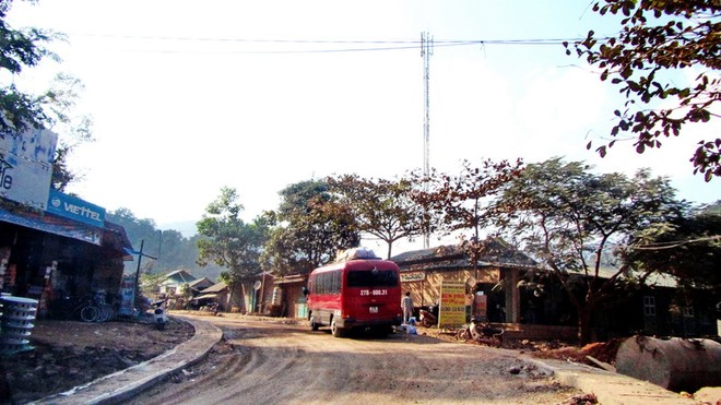 Kế hoạch lựa chọn nhà thầu Dự án đường Mường Nhé - Pắc Ma