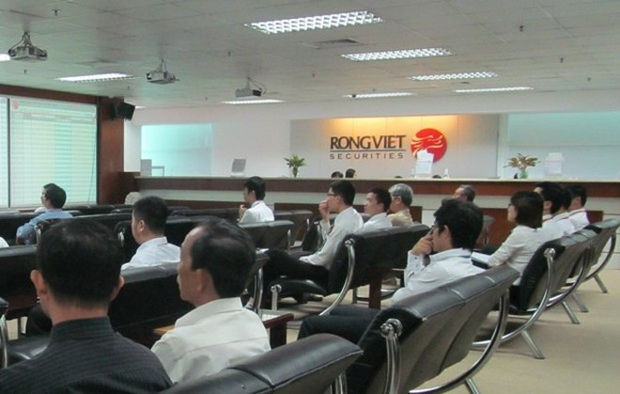 Chứng khoán Rồng Việt: Lãi quý I tăng 193%